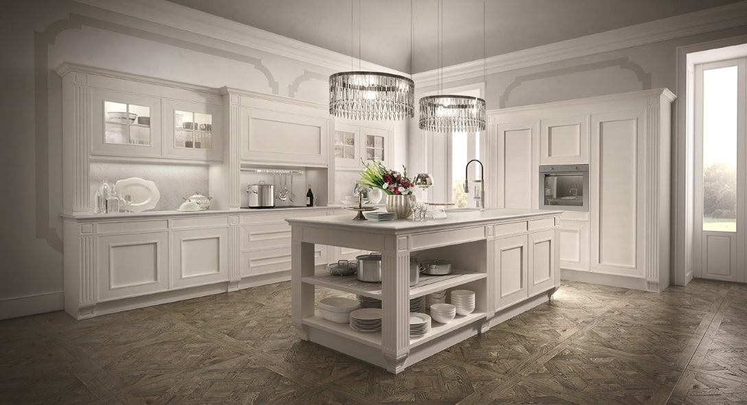 CUCINE COMPOSIT - Cucine Moderne Componibili di Design unico