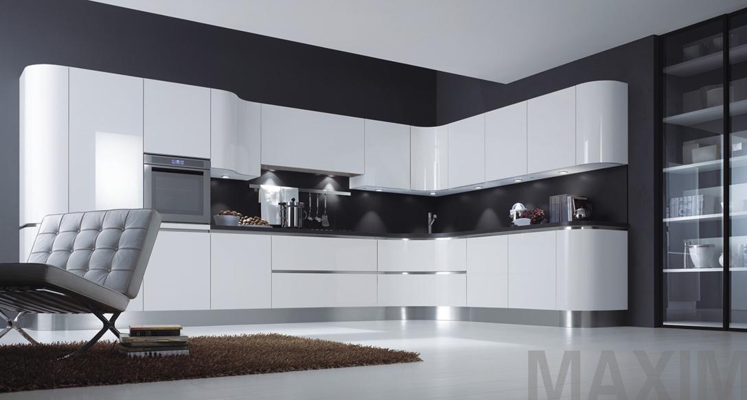 Maxima - Cucina lineare, circolare o ad angolo - CUCINE COMPOSIT