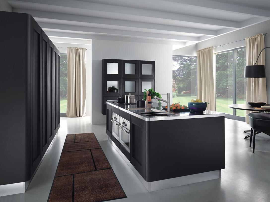 Melograno - Cucina componibile in stile classico - CUCINE COMPOSIT