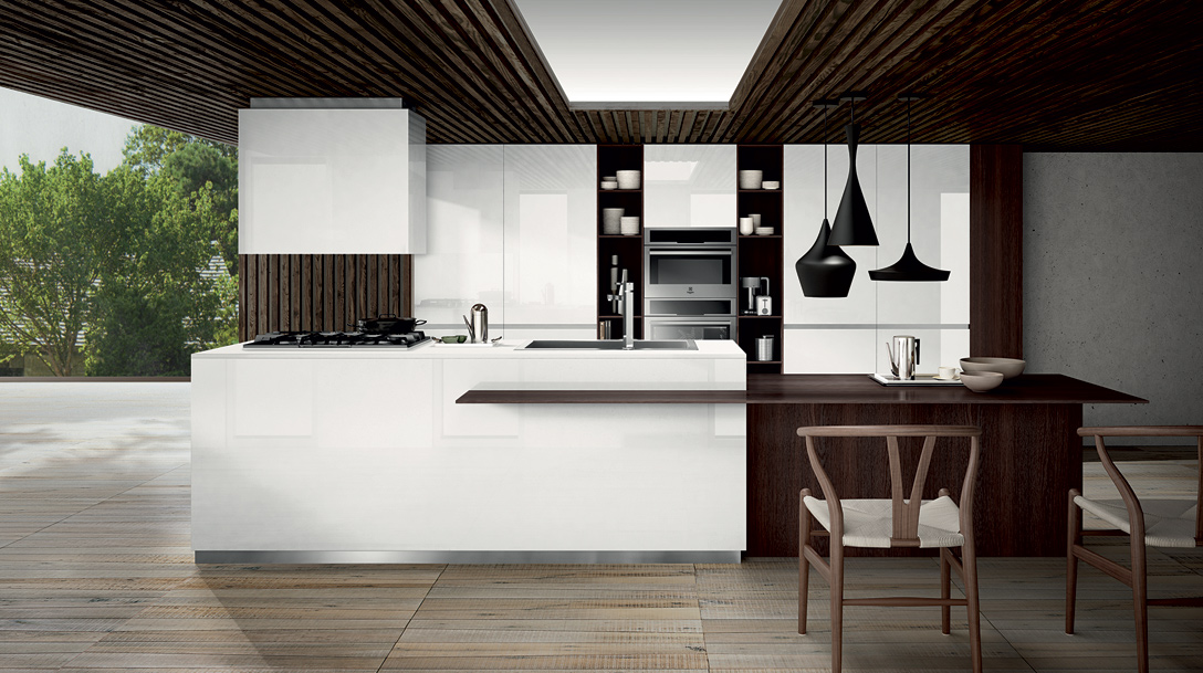 Mood - Modern and Italian design kitchen