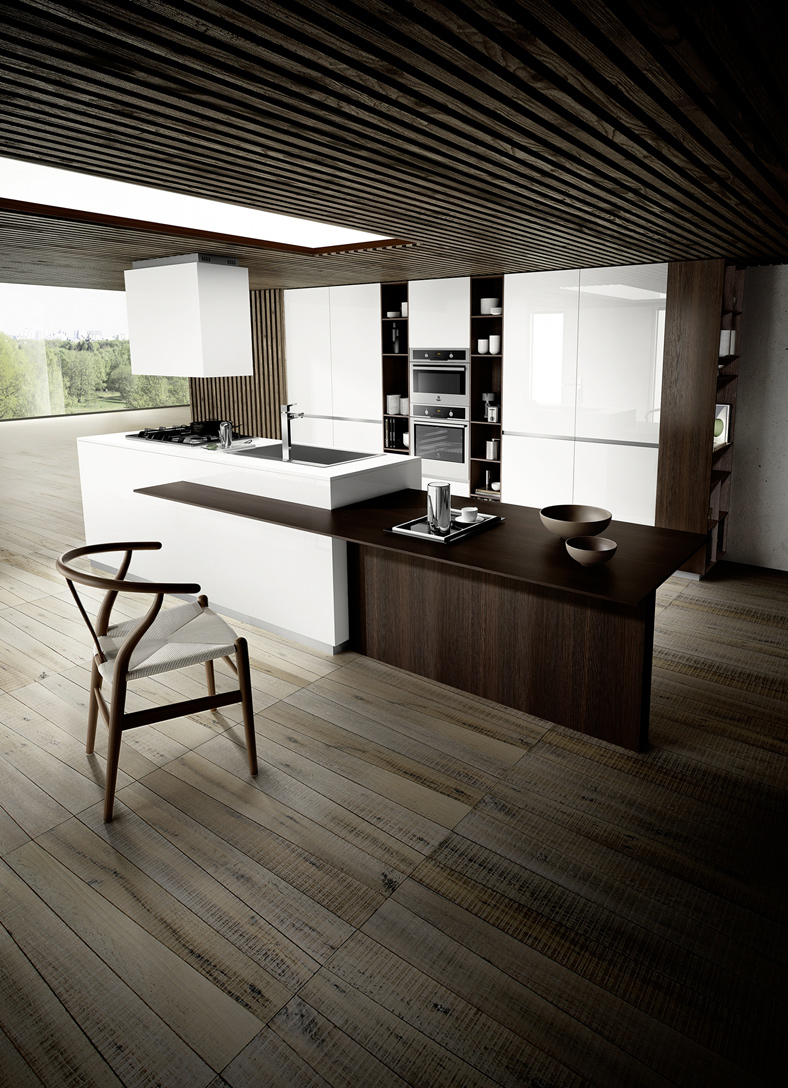 Mood - Modern and Italian design kitchen