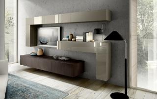 Collezione Mood_parete living-