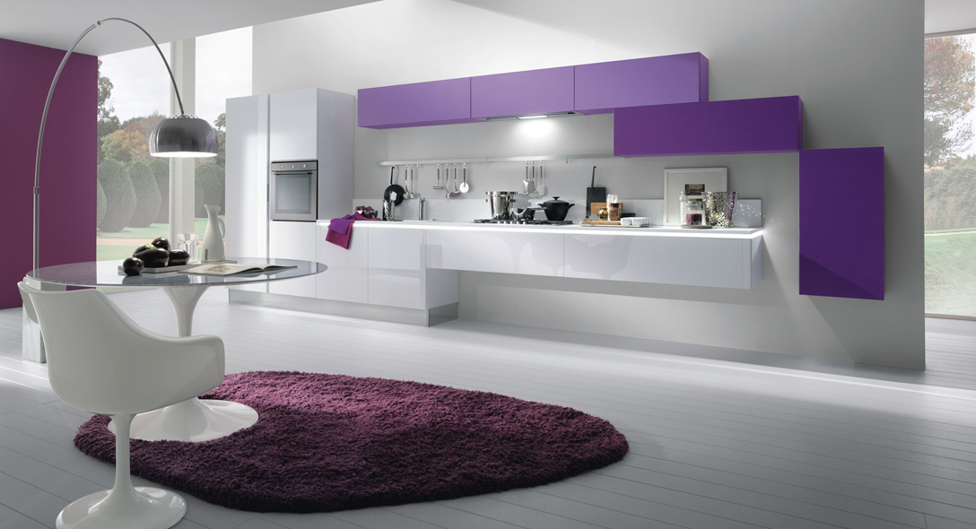 Cucine Composit - Italian modern and modular fitted kitchens