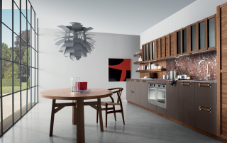 Cucina contemporanea_Noisette_Room Three