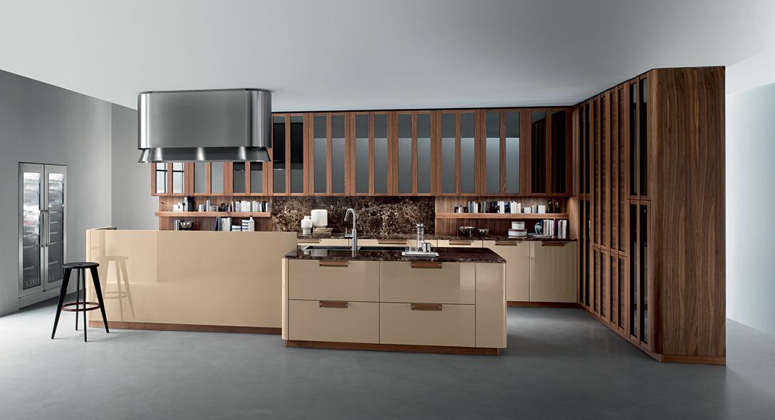 Cucine composit cucine moderne componibili di design unico - Design cucine moderne ...