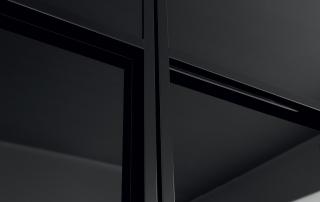 Sistema armadi_Extra Complanare_dettaglio anta complanare
