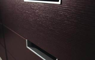 Sistema armadi_Extra Piana_dettaglio attrezzatura interna armadio cassetti