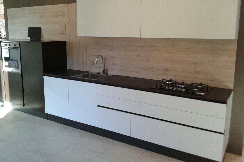 Cucina Moderna Bianca Laccata realizzazioni cucine moderne - composit case history