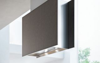 Cucina moderna_Lounge.02_dettaglio cappa personalizzata modello Lounge disponibile nelle finiture di serie
