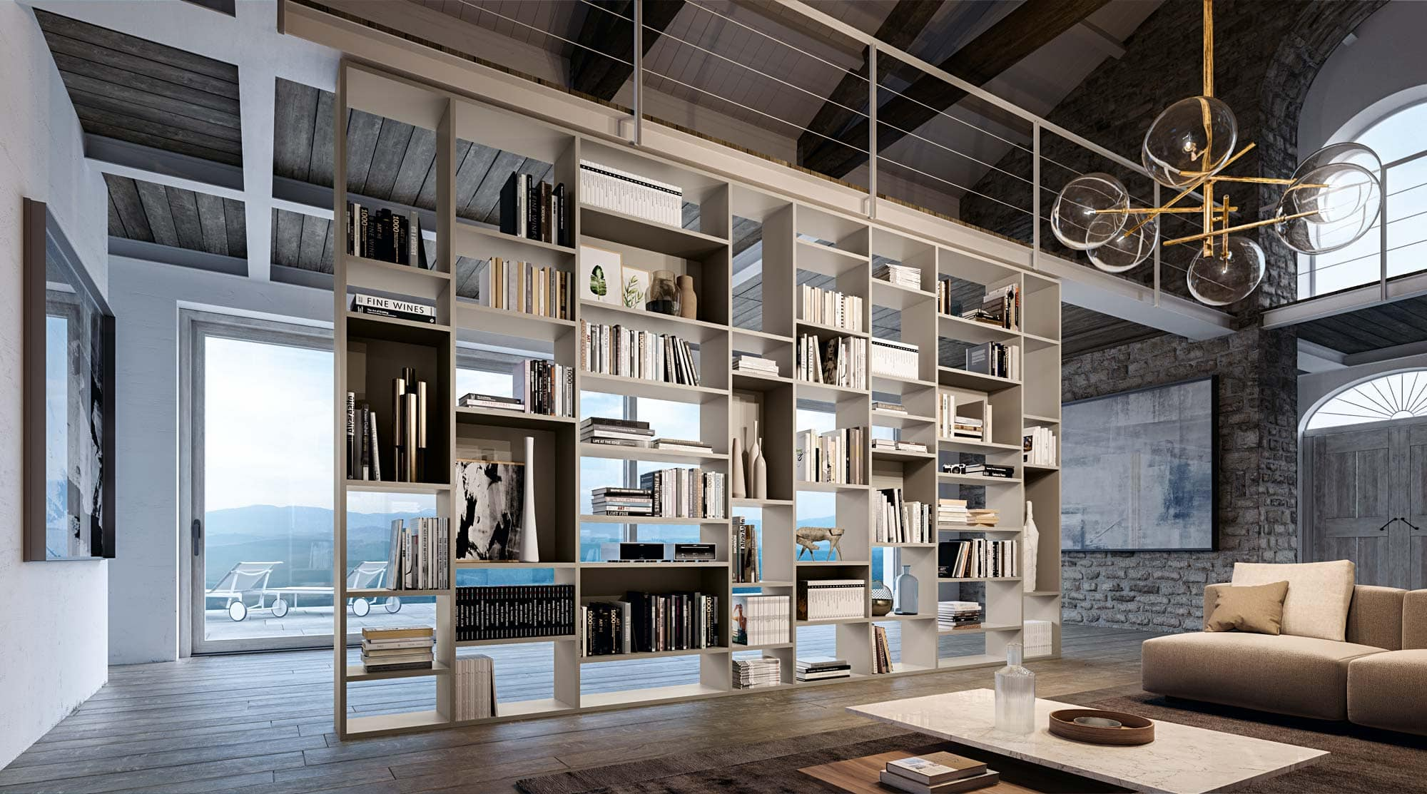 Living e Soggiorni moderni di design