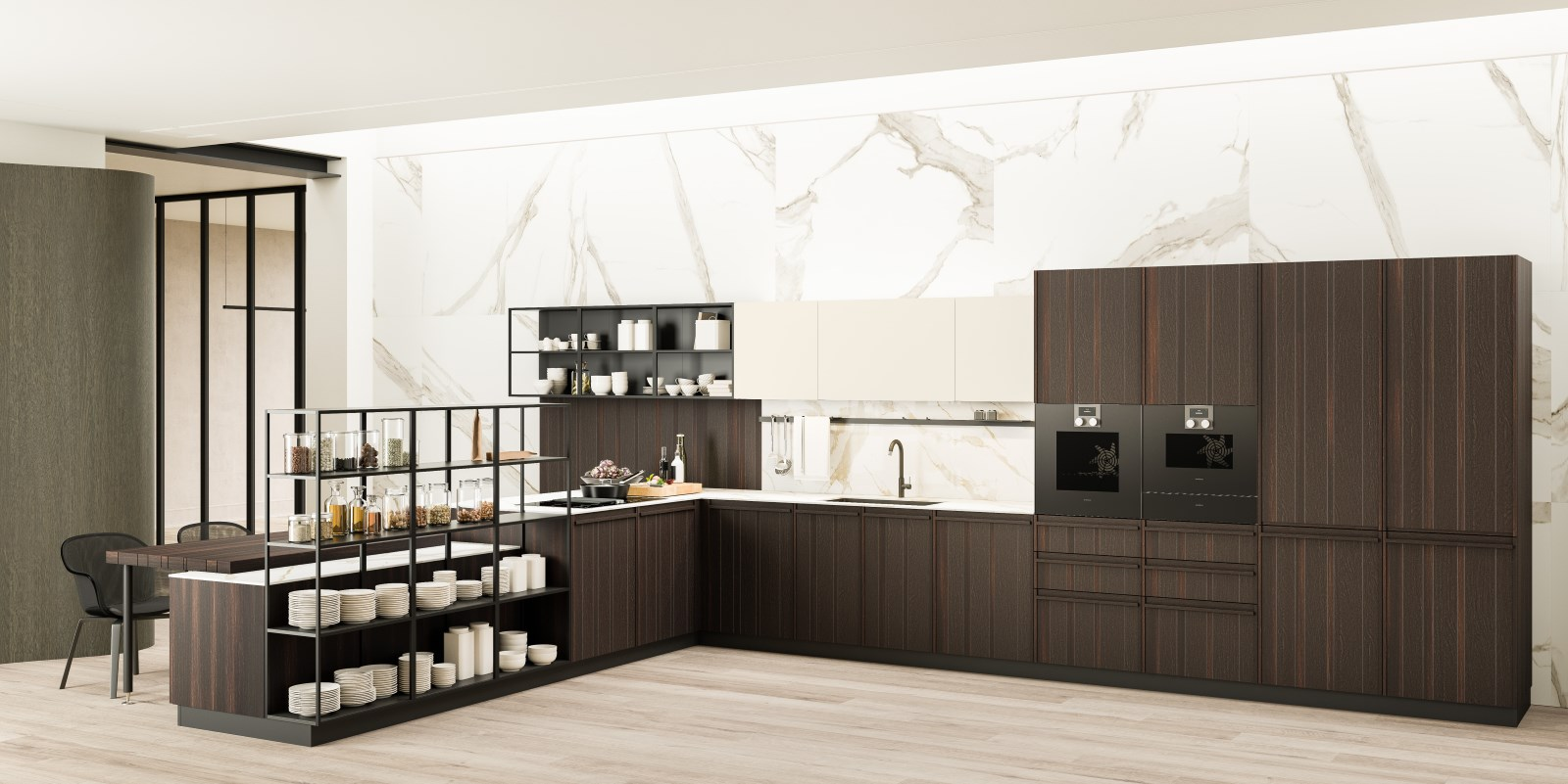 Cucine composit cucine moderne di design arredamento cucine componibili - Cucine di design ...