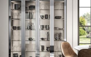 Marilyn Kitchen With A Cosmopolitan Design Composit Kitchen