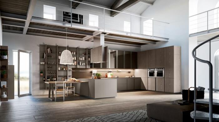 cucina moderna composit lounge