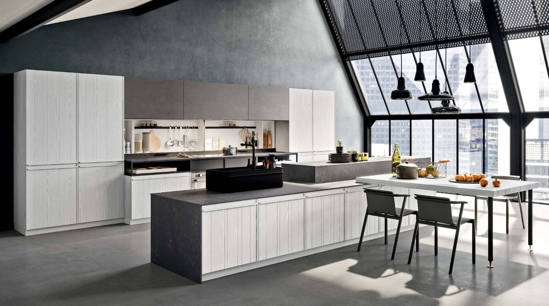Cucine Composit Italian Modern And Modular Fitted Kitchens