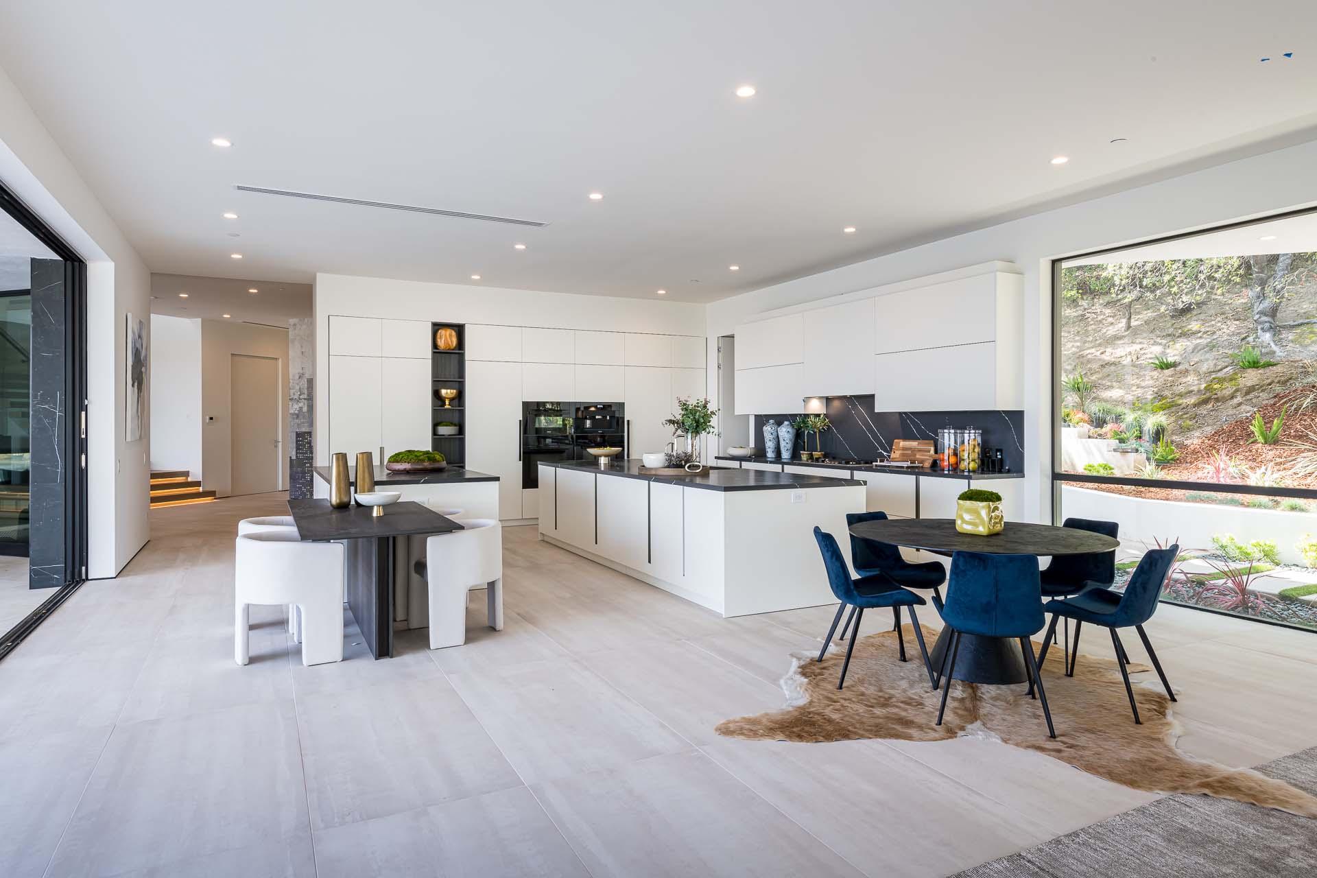 Cucina Moderna_Lounge_cucina laccata