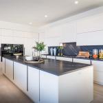 Cucina Moderna_Lounge_dettaglio isola e pareti