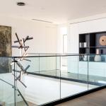 Cucina Moderna_Lounge_dettaglio scale